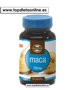 Maca de Naturmil 750 mg por comprimido
