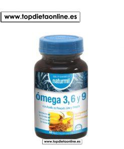 Omega 3, 6, 9 Naturmil