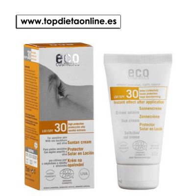 Crema solar FP30 Eco Cosmetics 75 ml