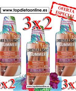 3X2 Drenalight Summer Dietmed