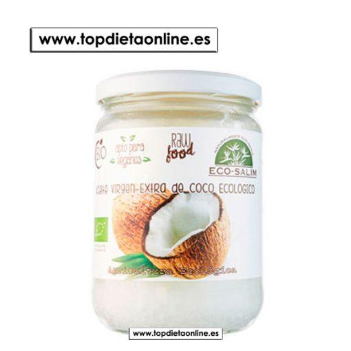 Aceite de coco virgen extra Eco-Salim
