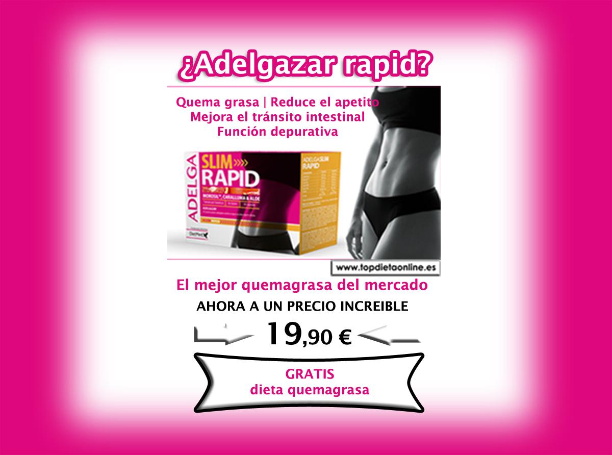 Adelga Slim Rapid de Dietmed SUPER OFERTA