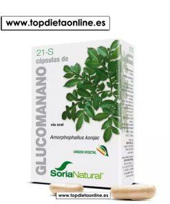 Glucomanano Soria Natural