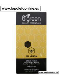 Crema veneno de abeja b'green
