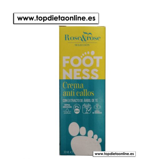 Crema anti callos FootNess