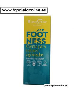 Crema talones agrietados FootNess