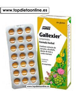 Gallexier comprimidos Salus