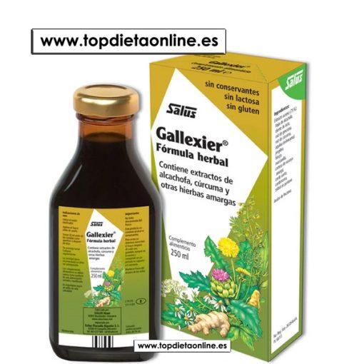 Gallexier jarabe Salus 250 ml