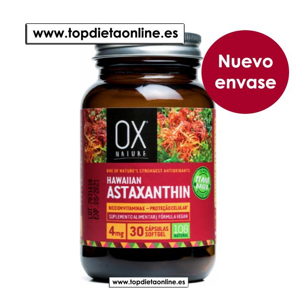 Astaxantina OX-nature