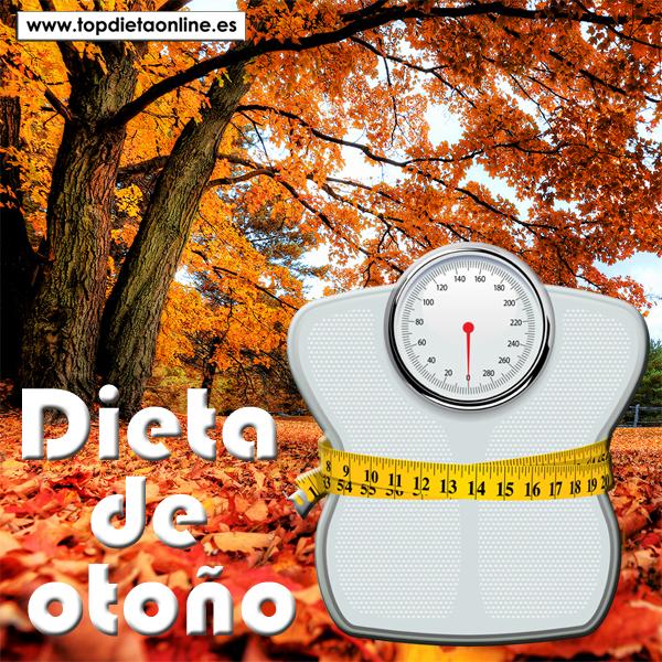 Dieta de Otoño topdietaonline