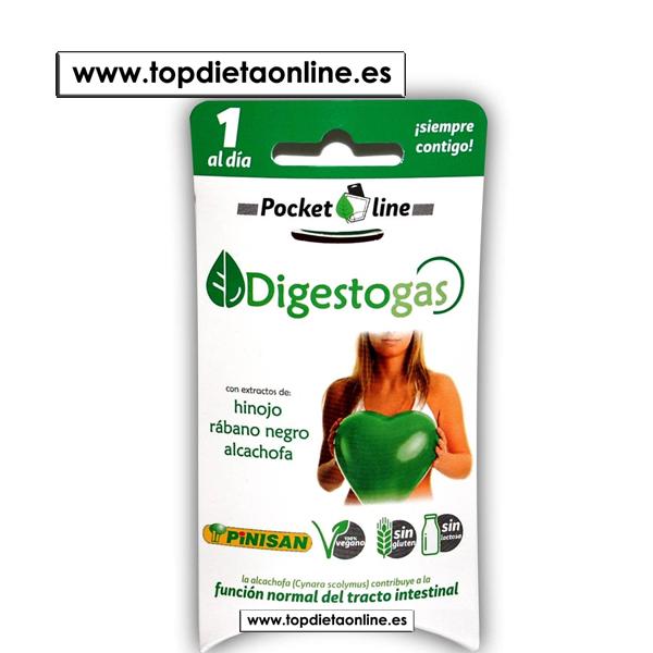 Digestogas pocket Pinisan
