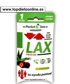 Lax rescue pocket Pinisan