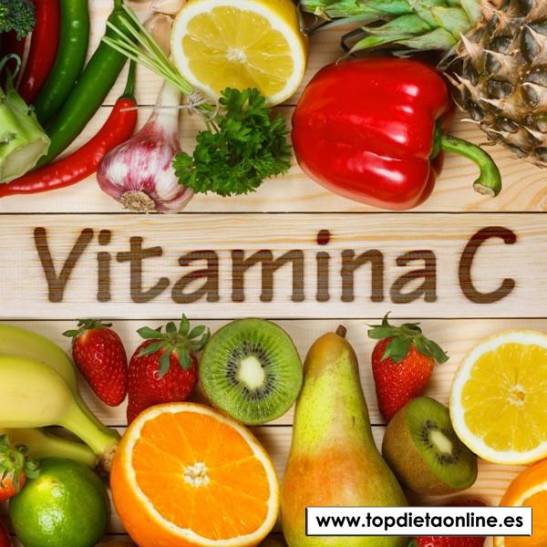 Vitamina C aumenta tus defensas