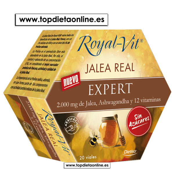 Jalea Expert Royal Vit Dietisa