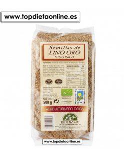 Semillas de lino 500 gr Eco-Salim