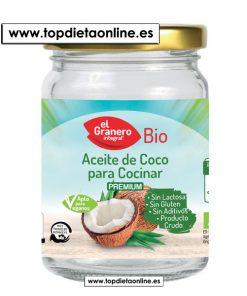 Aceite de coco El granero