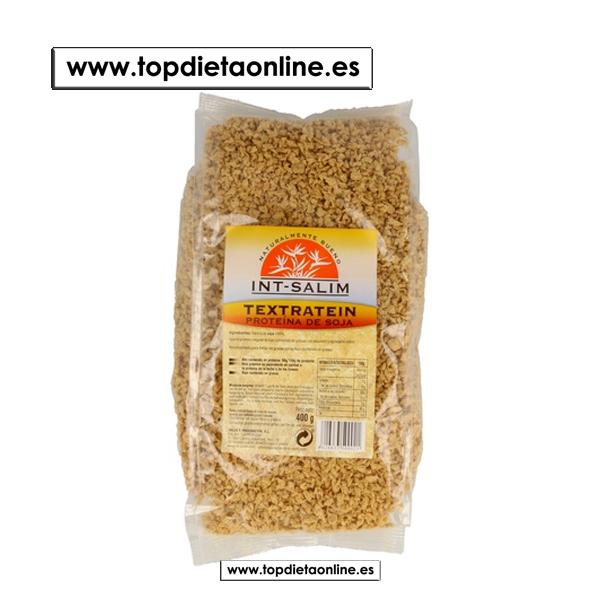 Proteína de soja texturizada fina Int Salim