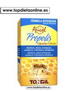 Apicol propolis cápsulas de Tongil