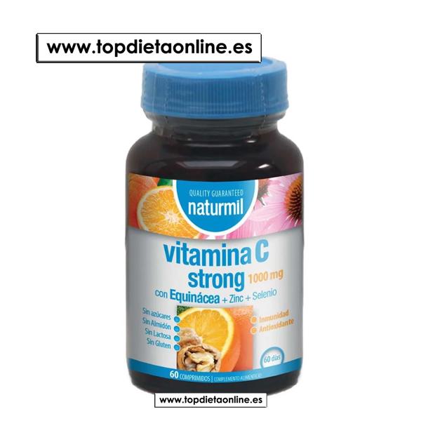 Vitamina C Strong de Naturamil