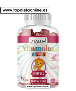 Vitamolas Kids defensas Drasanvi