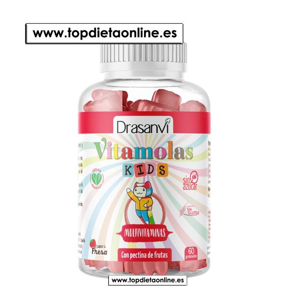 Vitamolas Kids multivitaminas Drasanvi