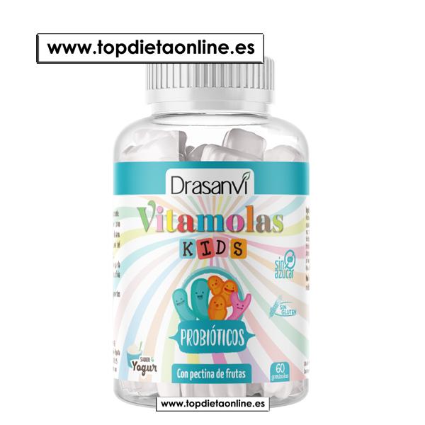 Vitamolas Kids probioticos Drasanvi