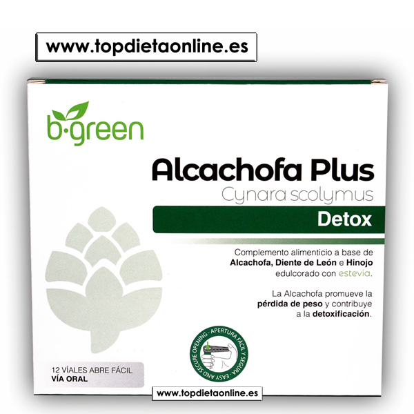 Alcachofa plus B'Green