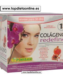 Colágeno redefine de Pinisan en sobres