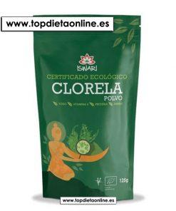 Clorela polvo Iswari