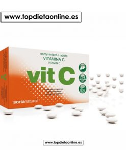 Vitamina C retard Soria Natural