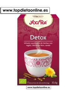 Infusión Detox - Yogi Tea 17 bolsitas