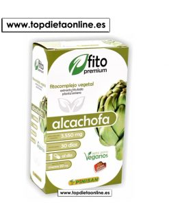 Alcachofa fitopremium de Pinisan