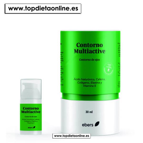 Contorno de ojos Multiactive - Ebers 30 ml