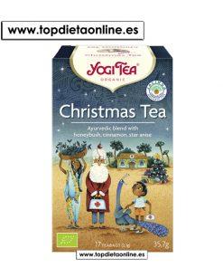 Infusión Christmas Tea - Yogi Tea 17 bolsitas