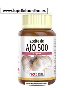 Aceite de ajo 500 Tongil