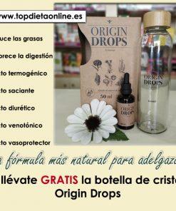 Origin Drops botella