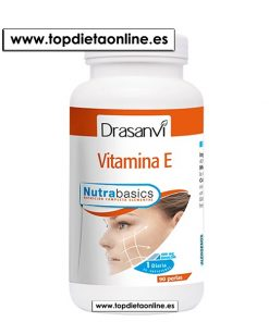 Vitamina E de Drasanvi 90 perlas