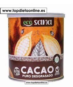 Cacao puro desgrasado Eco Sana