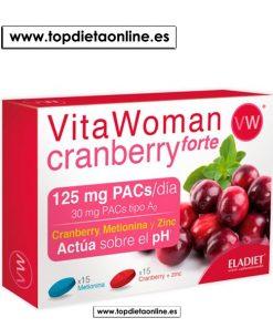 Cranberry forte Vitawoman de Eladiet