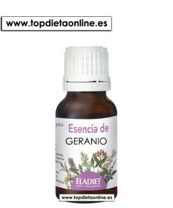 Aceite esencial de geranio Eladiet