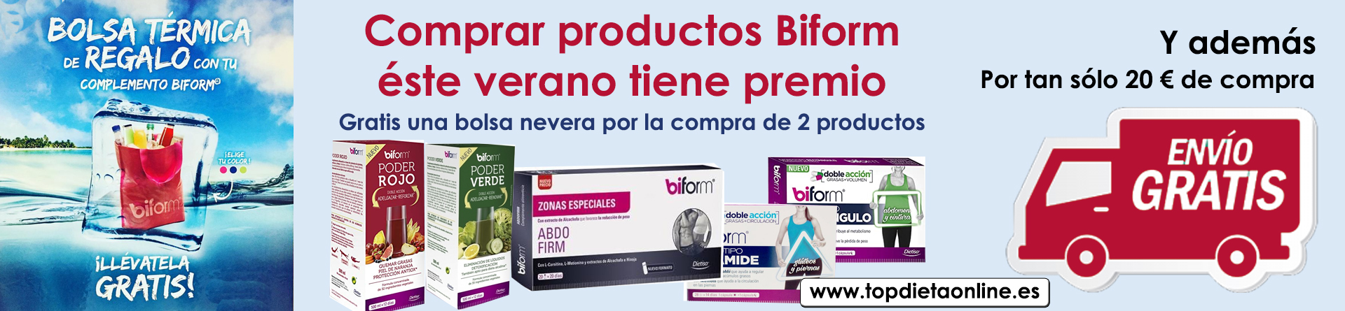 Nevera productos biform