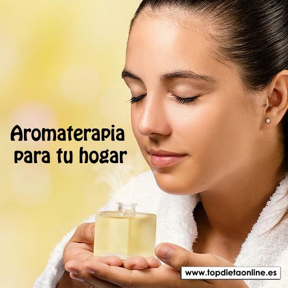 Aromaterapia para tu hogarl