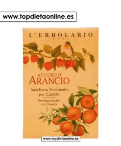 Bolsa perfumada para cajón Naranjo L'Erbolario