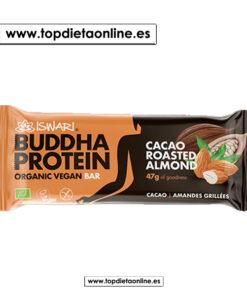 Barrita budda protein cacao y almendra de Iswari